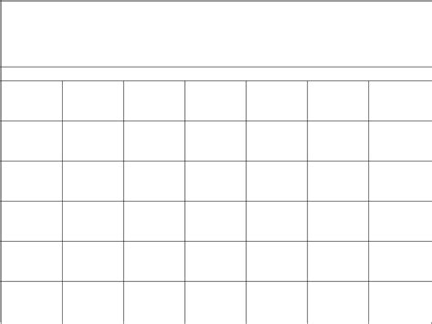 weekly calendar template word excel pdf
