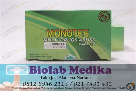 Jual Alat Tes Narkoba Di Palembang toko jual alat test cepat narkoba murah biolab medika