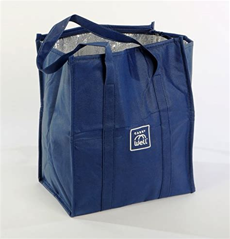 Day Kopi Freeze Bag insulated freezer bag keep your food cold with reinforced carrying handles by carrywell home