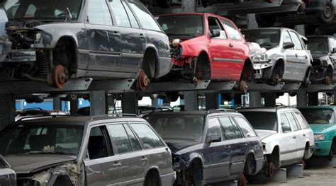 Auto Verschrotten Zertifiziert by Wie Werden Autos Verschrottet Sag Mal