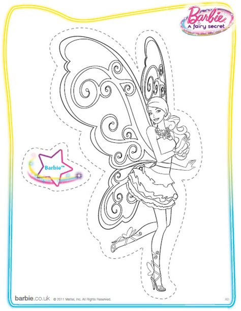 coloring pages barbie fairy secret barbie movies images barbie a fairy secret coloring
