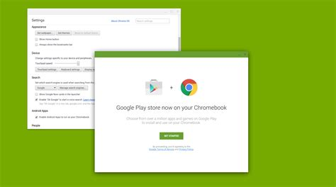 chrome app android le app android arrivano su chromebook wired