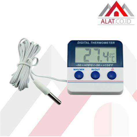 Digital Alat Ukur Curah Hujan Di Lengkapi Suhu termometer amtast amt 105 distributor alat ukur dan uji