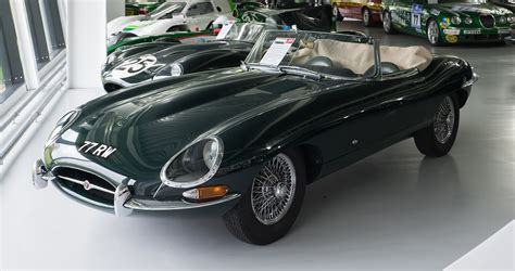 Car Types by Jaguar E Type