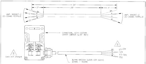 wire harness drawing correcting assembly drawings cutting costs starter