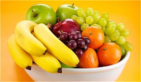 bowl of fruits like a tree fruit of self control