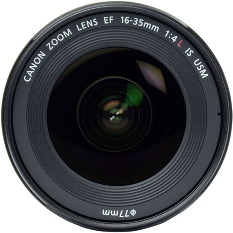 Lensa Wide Canon Ef 16 35mm F 4l Is Usm canon ef 16 35mm f 4l is usm