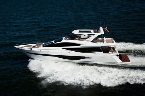 galeon yacht galeon 780 crystal yacht charter superyacht news