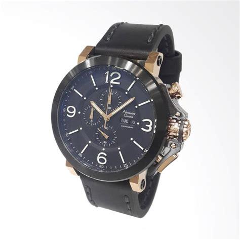 Jam Tangan Alexandre Christie Wr 50m jual alexandre christie chronograph jam tangan pria