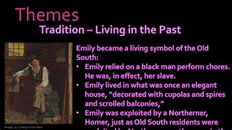 themes a rose for emily a rose for emily summary analysis context southern