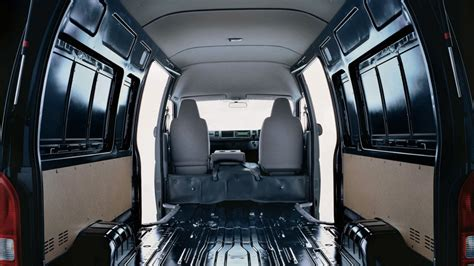 Toyota Hiace 2014 Interior by Hiace Interior Images