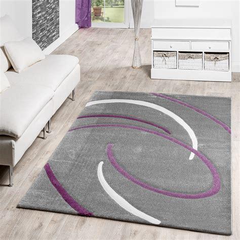 teppich grau lila harzite - Teppiche Lila Grau