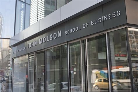Molson School Of Business Mba by Canada S Richest 2015 The Names The