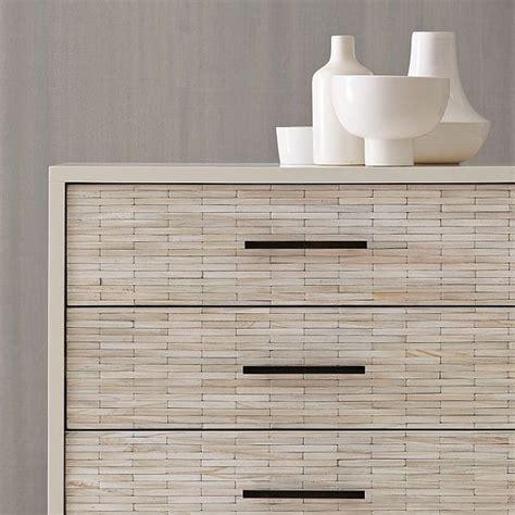 Tiled Dresser by Modern Wood Tiled Dresser