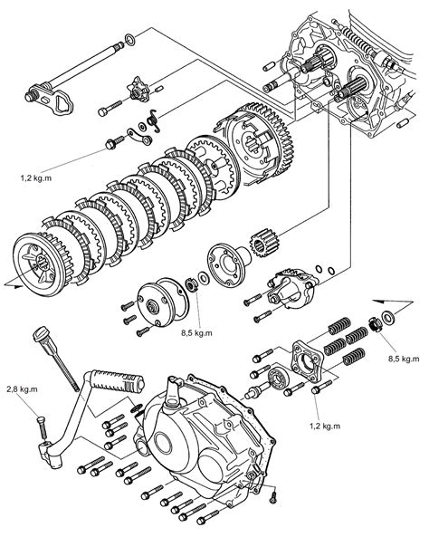 wiring diagram kelistrikan honda verza cars and
