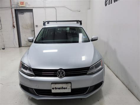 2013 Jetta Roof Rack by Yakima Roof Rack For 2013 Volkswagen Jetta Etrailer