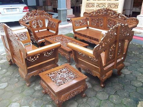 Furnitur Kayu Jati cara mengidentifikasi furniture yang terbuat dari kayu jati