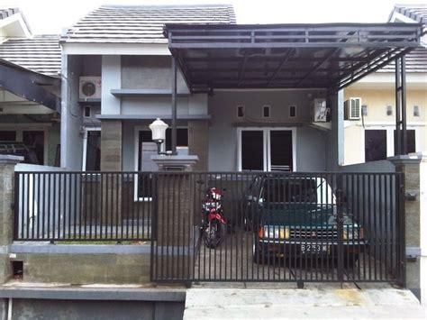desain lu pagar rumah gambar desain pagar besi rumah minimalis desain rumahku