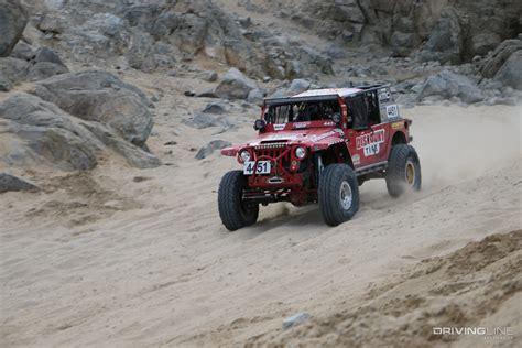 Race Jeep Mel Wade S 2017 King Of The Hammers Race Recap Drivingline