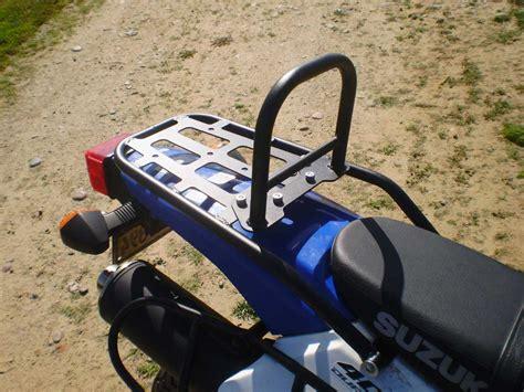 Suzuki Drz 400 Luggage Rack Drz400s Sm Xl Rear Luggage Rack W Removable Sissy Bar Drz
