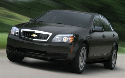 holden america no chevy caprice for america say holden sources