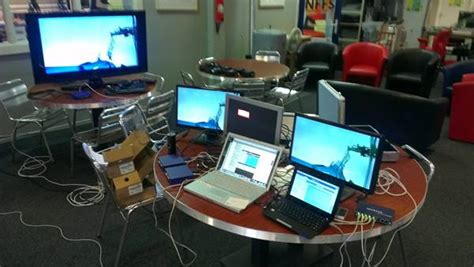 Desks For Gamers Awkward Gaming Setups Of All Time Iwebstreet