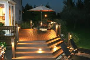 Patio Deck Lights Archadeck Of Bucks Mont Creating Beautiful Outdoor Living Customized Decks Patios Porches