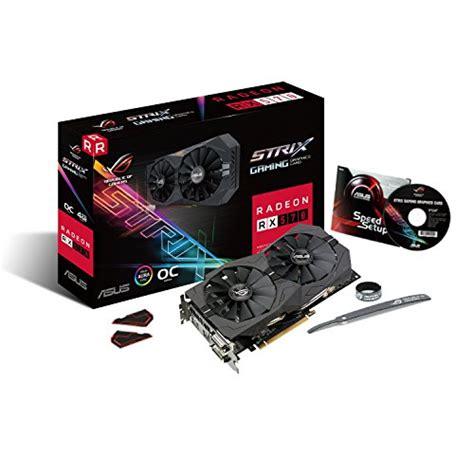 Asus Rx570 Strix Gaming Oc 4gb asus rog strix radeon rx 570 o4g gaming oc edition gddr5 dp import it all