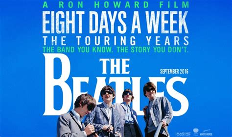s big week a story about living with noonan books the beatles eight days a week the touring years trailer