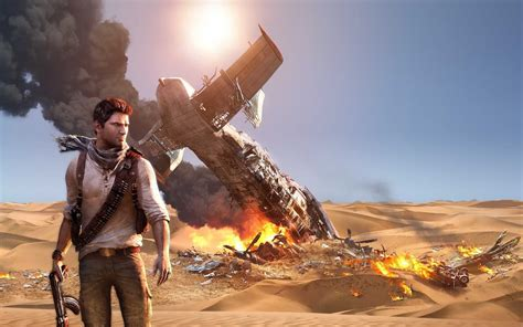 uncharted 3 hd wallpaper 1920x1080 trololo blogg uncharted 3 hd wallpaper