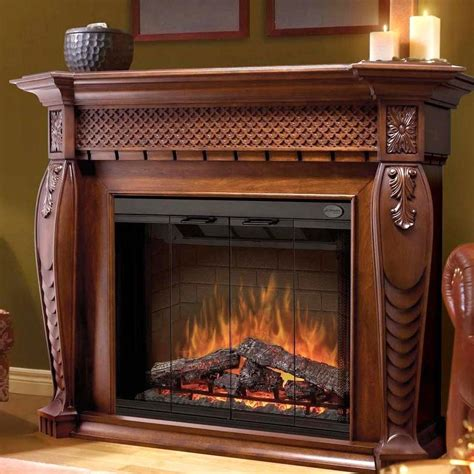 60 In Electric Fireplace by Dimplex Vienna 60 Inch Multi Electric Fireplace With