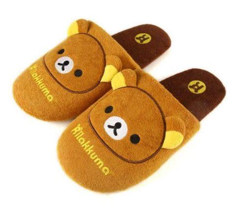 rilakkuma slippers 1000 images about comfy slippers on rilakkuma