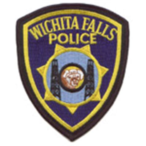 Wichita Department Arrest Records Wichita Falls Tx Department