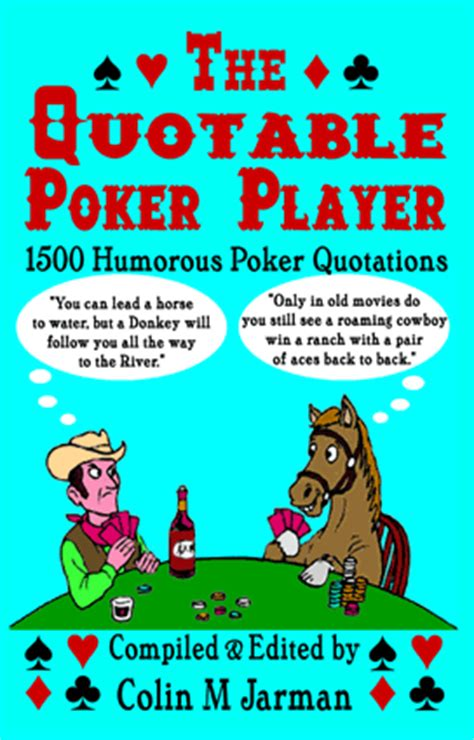 best holdem book quotes from the quotable player packed