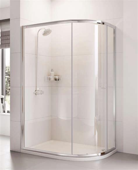 Shower Door Clearance 1000 X 800mm One Door Offset Quadrant Shower Enclosure H3sq810cs