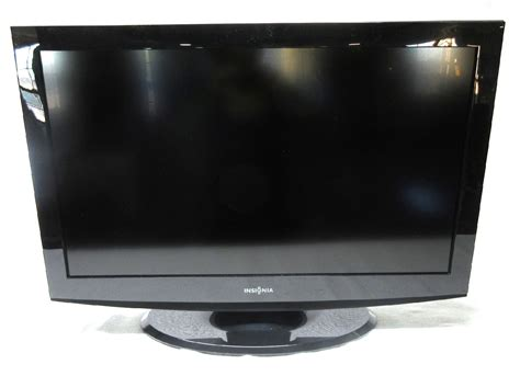 Tv Lcd Ns insignia 32 quot 720p lcd television model ns 32l430a11 black 600603133336 ebay
