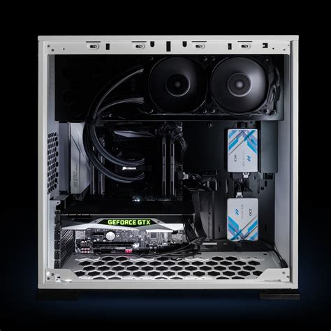 Custom Garage Design celebrating in win s 30th with new pc builds geforce
