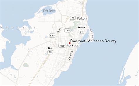 rockport map rockport weather forecast