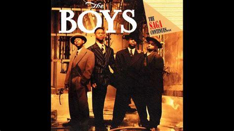 with the boys the boys the saga continues album