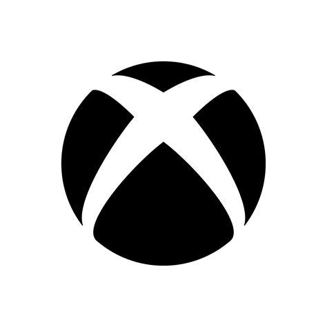 black xbox icon