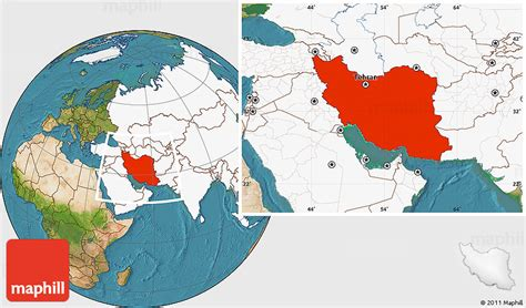 location of iran on world map satellite location map of iran highlighted continent