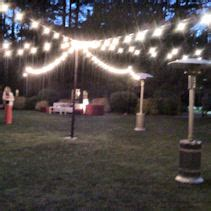 Outdoor Light Strands by All Occasion Rentals Rental Lighting