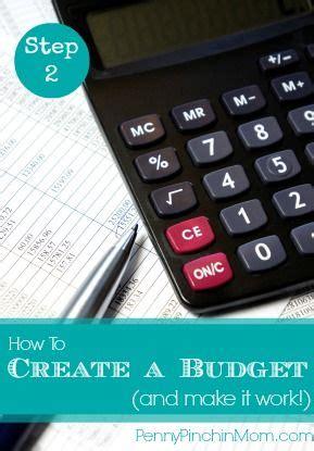 create  budget   work walks  worries