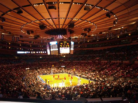 madison square garden madison square garden knicks game a photo on flickriver