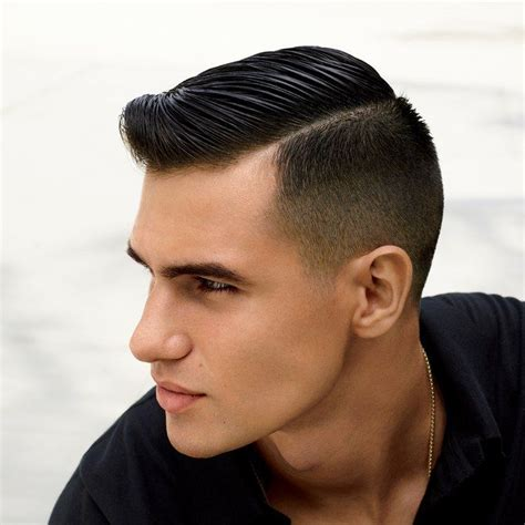the most suitable hairstyles for boys with short and oval faces 1000 images about haircut on pinterest military