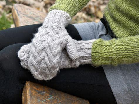 knitting pattern chunky yarn mittens constantine chunky mittens knitting pattern