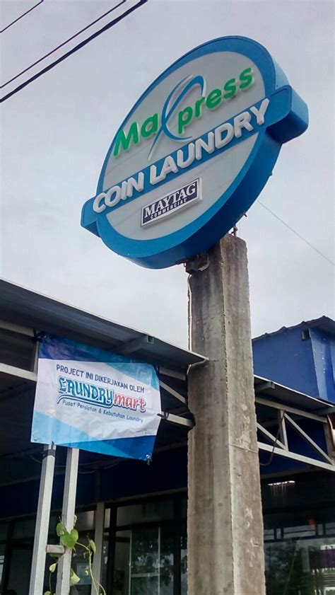 Mesin Cuci Laundry Koin maxxpress koin laundry maxpres laundry mart indonesia