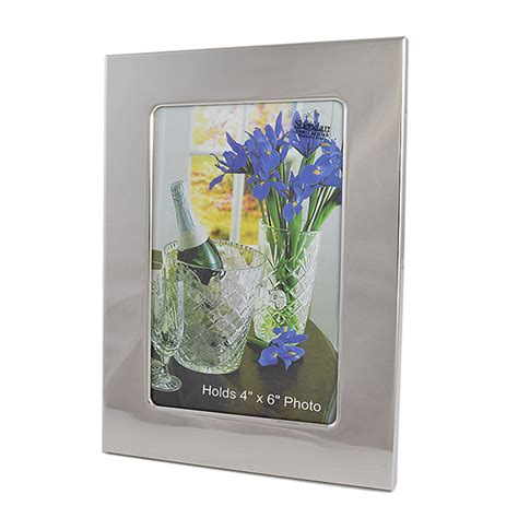 Nickel Picture Frames