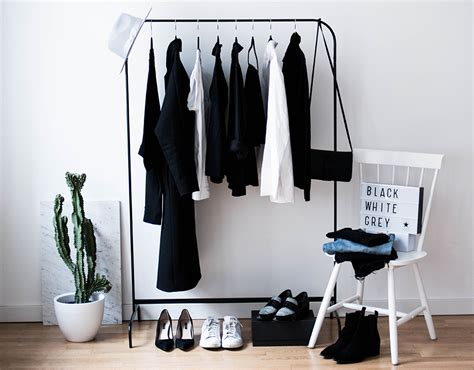 How To Build A Minimalist Wardrobe by How To Build A Curated Minimal Wardrobe To Create