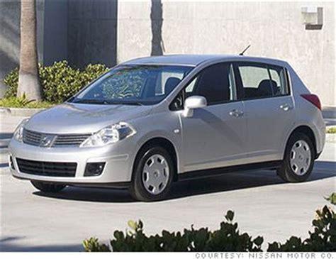 2012 nissan versa hatchback gas mileage nissan versa mpg